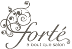 Forte Salon Logo
