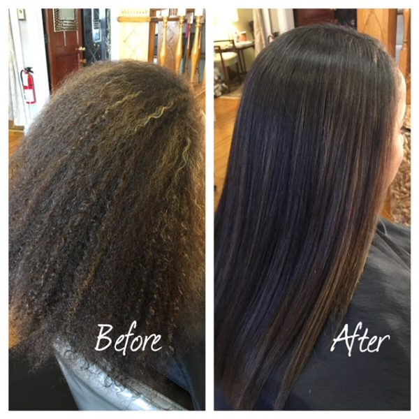 Forte Salon - Keratin Complex Smoothing Treatment