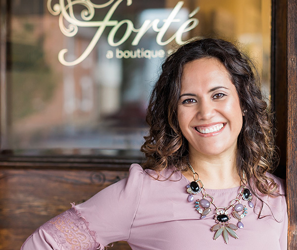 Liz Moyzan | Forte Salon | Bethlehem, PA
